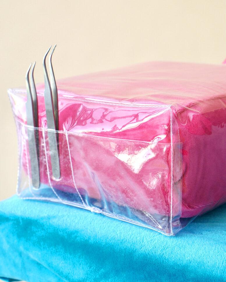Виниловая защита для подушки