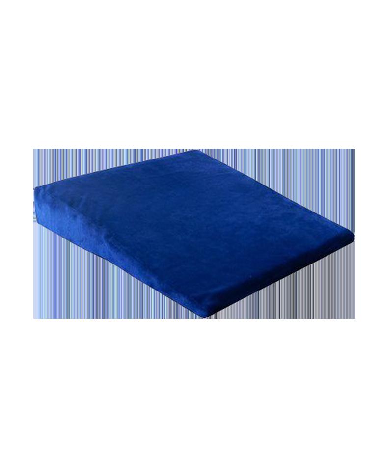 Подушка скошенная универсальная с эффектом памяти MEMORY